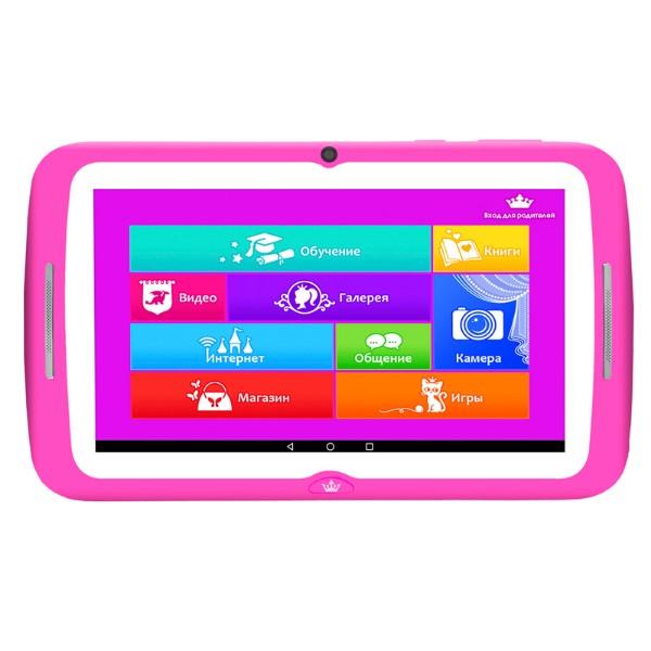 Купить Детский планшет TurboKids Princess (Wi-Fi, 16 Гб)