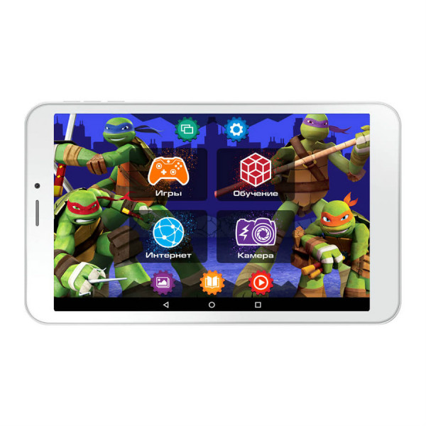 Купить Детский планшет TurboKids Черепашки-ниндзя 3G