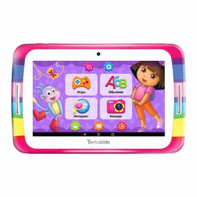 Детский планшет TurboKids Даша-путешественница