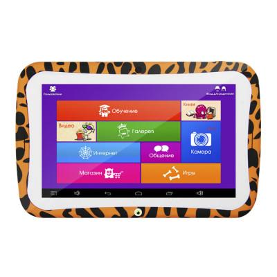 Детский планшет TurboPad MonsterPad (Оранжевый)