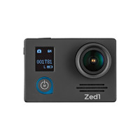 Экшн-камера AC Robin Zed1 (Черная)