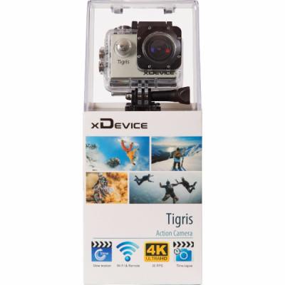 Экшн-камера xDevice TIGRIS (Белый)