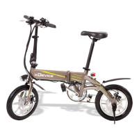 Электровелосипед Xdevice XBICYCLE 14 (Серый)
