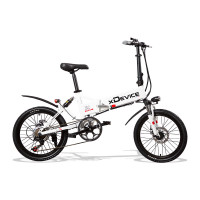 Электровелосипед Xdevice XBICYCLE 20 (Серый)